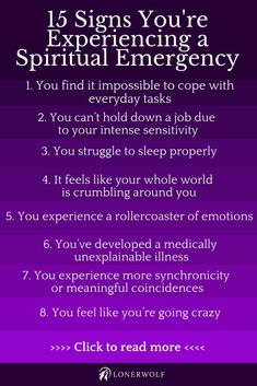 Spiritual Emergency Signs - - The spiritual emergency is a severe crisis an individual may experience after going through a spiritual awakening. Get help, support, and guidance . Spiritual Attack, Spiritual Health, Spiritual Awareness, Spiritual Growth, Spiritual Awakening Quotes, Spiritual Wisdom, Spiritual Thoughts, Spirituality Art, Spiritual Enlightenment