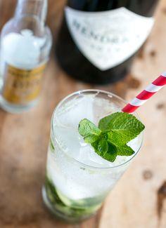 Hendrick's Gin & Tonic. Photo By Michael Sperling.