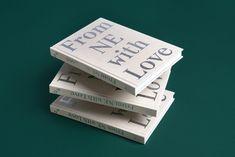 SUPERO designed «From NE with love». From NE with Love est un dictionnaire illustré, réalisé par le centre d'art contemporain Quartier Général (QG). Il regroupe les artistes vivants du canton …