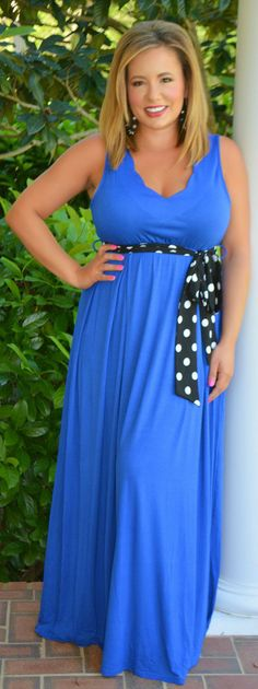 Perfectly Priscilla Boutique - Summer Fling Maxi, $48.00 (http://www.perfectlypriscilla.com/summer-fling-maxi/)