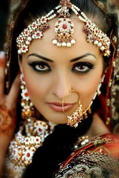 Indian Bride: .
