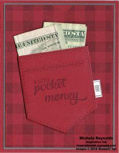 Pocketful_of_sunshine_plaid_shirt_pocket_money_watermark - Melly Joe Birthday Money, Birthday Cards For Men, Handmade Birthday Cards, Birthday Ideas, Masculine Birthday Cards, Masculine Cards, Pocket Cards, Pocket Money, Gift Cards Money