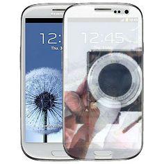 Samsung Galaxy S III Mirror Screen Protector MSP-SAMi9300