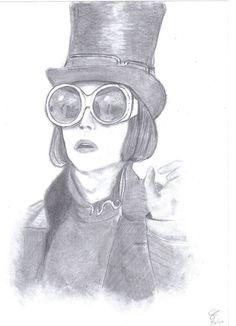 Willy Wonka by Emily89 on DeviantArt