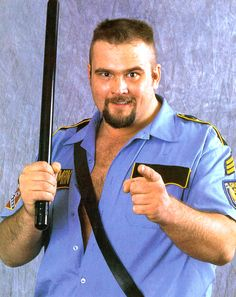 Big Boss Man-one of my favorite wrestlers from the One of many who died way too young. Wrestling Rules, Watch Wrestling, Wrestling Stars, Big Boss Man, Royal Rumble, Die Young, Crop Top Bikini, Man Ray, Big Guys