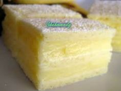 pizap.com13748346466191 Baking Recipes, Dessert Recipes, Easy Summer Desserts, Good Food, Yummy Food, Dukan Diet, I Foods, Vanilla Cake, Deserts