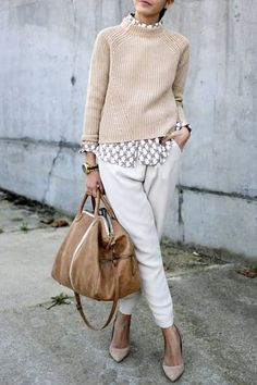 The 5 Best White Sweaters in L.A. and Where to Buy Them via @PureWow