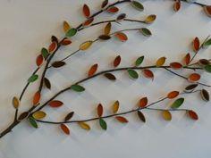 Ecole élémentaire Louis Aragon - L'automne - Arts visuels