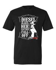 Shop Diesel T-Shirts, Hoodies, Hats, & Other Accessories. Select Men's Diesel Clothing & Apparel On Sale Now. Diesel Brothers, Diesel Shirts, Cool T Shirts, Fall Outfits, Hoodies, Diesel Trucks, Mens Tops, Clothes, Shopping