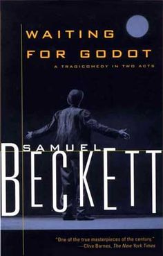 """Esperando a Godot"" - Samuel Beckett Samuel Beckett, James Joyce, Great Novels, Great Books, Hermann Hesse, Book Writer, Book Authors, Once Upon A Tome, Classic Books"