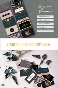 Get this beautiful Gold business card template. Etsy Business Cards, Realtor Business Cards, Gold Business Card, Real Estate Business Cards, Elegant Business Cards, Business Card Design, Creative Business, Business Logos, Visiting Card Templates