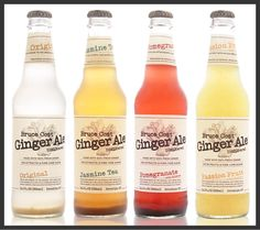 In our Great Barrington store 10:00-1:00, followed by our Pittsfield store 2:00-5:00  Try new unfiltered Bruce Cost Ginger Ale. This refreshing, snappy brew has a great mouth feel, and even provides iron, calcium, and a little vitamin A and C. What's not to love?