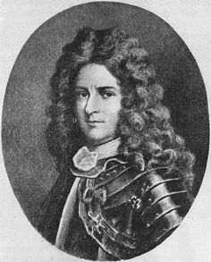 Pierre Le Moyne d'Iberville (1661-1706), my 1st cousin, 9 times removed. Remembered for his military renown, the Canadian-born Le Moyne has been described as the first truly Canadian hero.