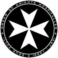 Knights Hospitaller Seal Shirt Version 2 - William Marshal Store.com