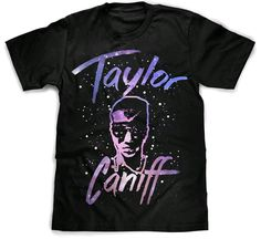 Taylor Caniff Galaxy T-shirt