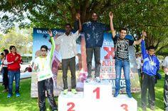 Keniano Joseph Amenta ganador de la carrera Gallos UAA 2014 ~ Ags Sports