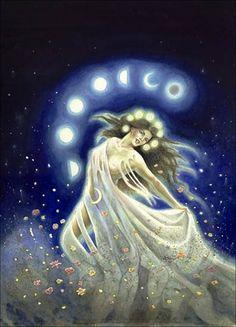 Inanna - Sumerian Celestial Goddess