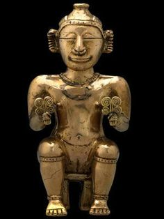 """""""Beyond El Dorado: Power and Gold in Ancient Colombia"""" exhibition at the British Museum - A.lain R. T.ruong"""