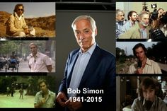 Random Screen Guy Blog: Thought's On: The Losses of Bob Simon, Brian Willi...
