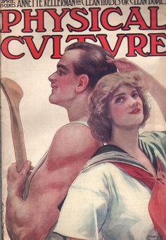 Physical Culture April 1912 - EphemeraForever.com