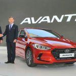 2016 Hyundai Elantra (Avante) unveiled
