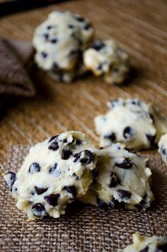 Chocolate Chip Yogurt Cookies. No butter is required for these chocolate chip loaded cookies, but they are equally soft. No magic here, yogurt makes a perfect substitution!