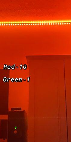 Led Room Lighting, Room Lights, Strip Lighting, Led Light Strips, Led Strip, Diy Room Decor Videos, Neon Room, Led Diy, Lumiere Led
