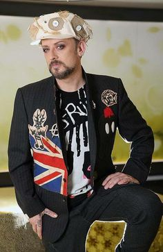 Boy George hits Australia to promote new album This Is What I Do