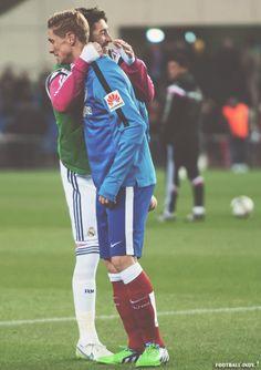 Sergio Ramos + Fernando Torres = Sernando
