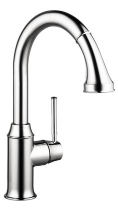 Hansgrohe Kitchen Faucets Talis C Higharc Faucet 2 Spray Pull Down 1 75 Gpm 04215000