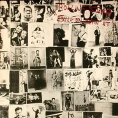 Rolling Stones: Exile on Main St. Exile on Main St. is the tenth British and American studio album by The Rolling Stones. The Rolling Stones, Rolling Stones Album Covers, Rolling Stones Albums, Keith Richards, Mick Jagger, Lps, Art Garfunkel, Rock And Roll, Exile On Main St