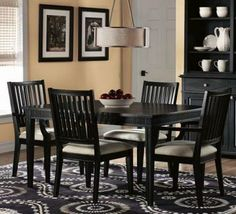Havana 8 Piece Dining Set Dining Rooms American Freight Furniture Rosev