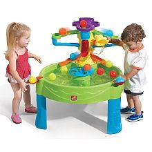 Step 2 - Busy Ball Play Table