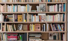 Salon Bibliothèque Architecte d'intérieur Aurélie Rimbert Paris