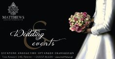 Wedding events by matthews