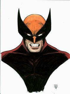 Wolverine by Jeremy Haun