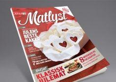 Matlyst magazine by SPAR/Kjøpmannshuset. Pinned from www. Magazine Design, Personal Care, Personal Hygiene