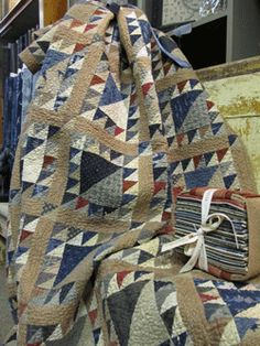 Check out the deal on LADY OF THE LAKE QUILT PATTERN at Country Sampler - Spring Green, WI
