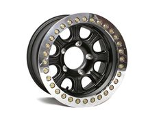 Raceline Monster Beadlock Wheel, BLK 17 x 9 Jeep Cj7, Jeep Wranglers, Super Single Wheels, Jeep Parts, Car Parts, Off Road Tires, Rims And Tires, Truck Wheels, Jeep Wrangler Unlimited