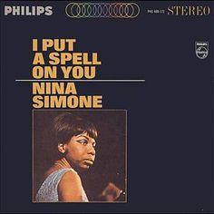 Ho appena scoperto la canzone I Put A Spell On You di Nina Simone grazie a Shazam. http://shz.am/t10497080