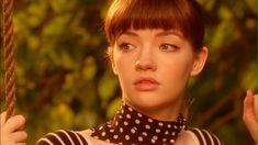 Tallulah Riley's Megan Hunter in ITV Marple's Moving Finger Agatha Christie's Marple, Agatha Christie's Poirot, Hercule Poirot, Tallulah Riley, Mary Bennet, The Moving Finger, Bennet Sisters, Miss Marple, Crime Fiction
