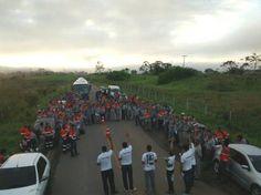#LEIAMAIS  WWW.OBSERVADORINDEPENDENTE.COMIPIAÚ: Em assembléia, funcionários da Mirabela protestam por maior participação nos lucros