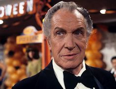 Vincent Price on the Love Boat