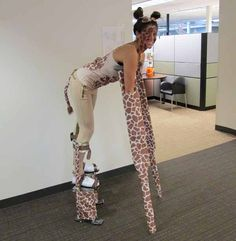homemade halloween costumes for women | ... Halloween Costumes 2013: More of the Most Creative Halloween Costumes