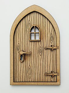 Made From thick High Quality MDF. 1 x Fairy Door Kit, Assembly required. Any laser processing marks can be removed by a light sanding or simply painting over. Fairy Door Kit, Moon Fairy, Laser Cut Mdf, Fairy Crafts, Door Kits, Xmas Presents, Wooden Hearts, Craft Kits, Decor Crafts