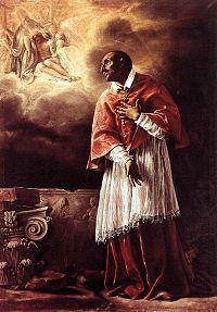 Orazio Borgianni (1574 – 1616) was een Italiaanse schilder en etser van de maniëristische en vroege barok.