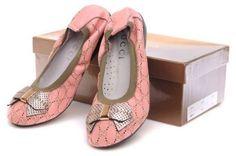 Sapatilhas Ballerina Gucci Colecao 2011 Autenticas - R$ 690,00