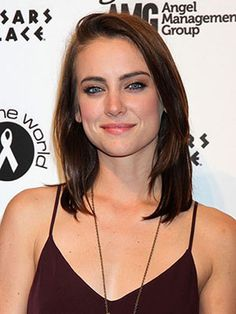 8 Celebrity Bob Hairstyles: Jessica Stroup #hair