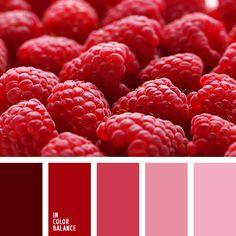 Свежая, трогательная гамма, совмещающая чистоту и зрелую основательность. Пастельные, мягкие оттенки розового притягивают своим нежным очарованием. Такие женственные краски отлично подходят для оформления свадебного зала. Они придают атмосфере романтизма. Сочный красный и темно-коричневый создадут эффектные контрасты и акценты.