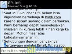 Website GfK Indonesi